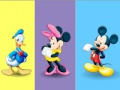 Mickey Mouse. Memoria Colores