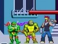 Teenage Mutant Ninja Turtles retorno del rey
